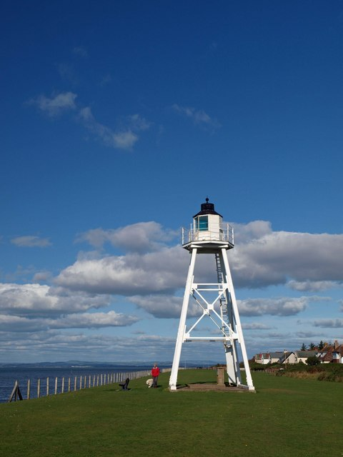 East Cote lighthouse Silloth