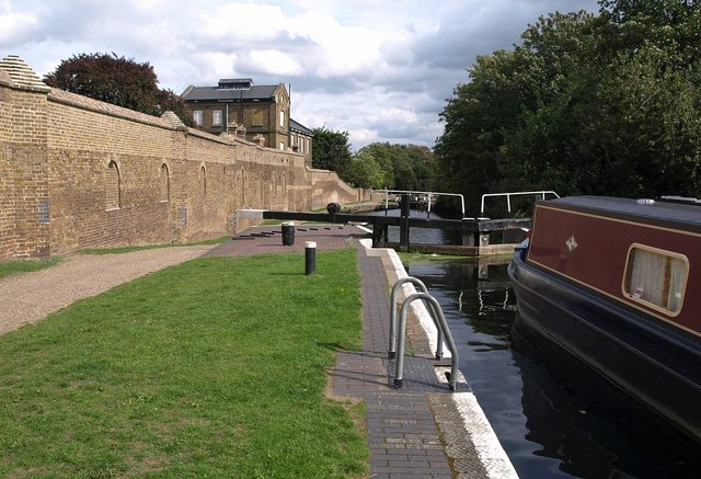 Lock 93,  Grand Union Canal