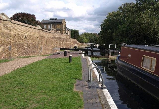 Lock 93,  Grand Union Canal