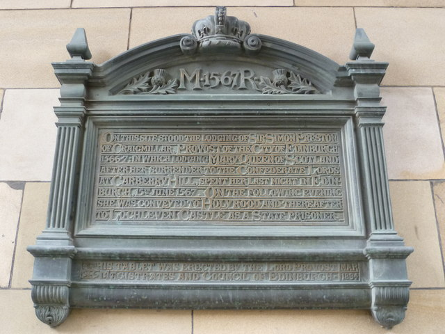 Edinburgh City Chambers tablet