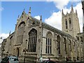 TL8564 : Bury St Edmunds, St James� Cathedral church by Adrian S Pye