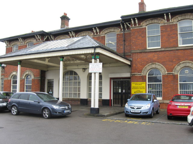 Central Railway Station, Redcar