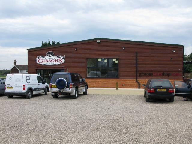 Gibsons Farm Shop, Little Crockshards Farm