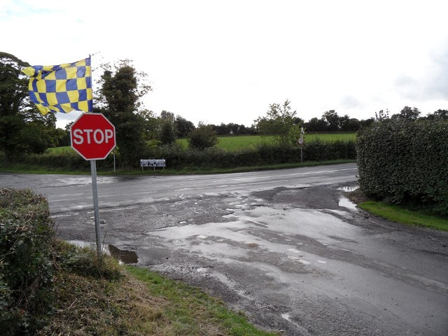 Brownstown Crossroads, Co. Meath