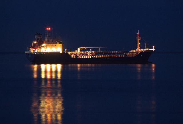 The 'Onyx' in Bangor Bay