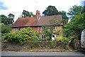 TQ0844 : Western Cottages, Peaslake by N Chadwick