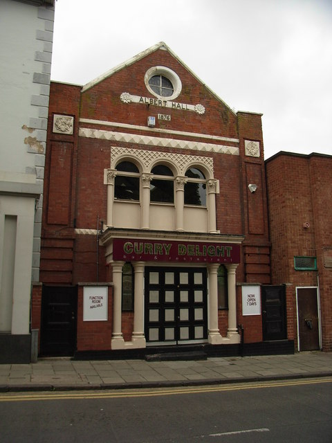 Albert Hall, Atherstone