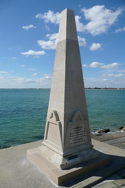 HMS Aboukir memorial