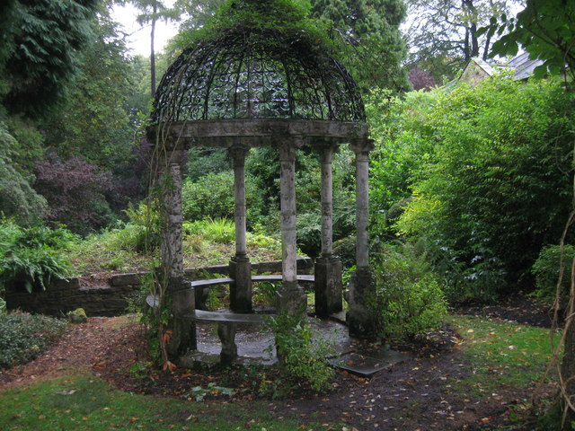 Rose Arbour, Whitworth Hall