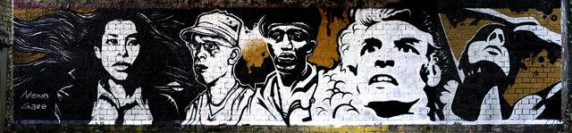 Enderby Graffiti
