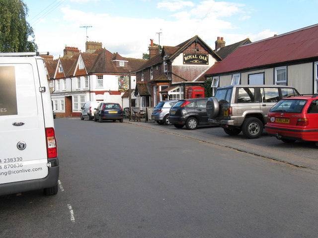 High Street Barcombe Cross