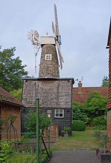Buckland Windmill