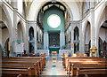 SZ6598 : St Margaret of Scotland, Eastney, Portsmouth - East end by John Salmon