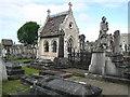 TQ2282 : Kensal Green: St Mary's Roman Catholic Cemetery: A mortuary chapel : Week 39