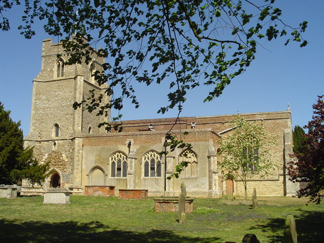 Holbrook All Saints church