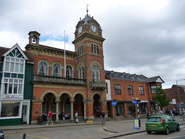 Hungerford - Town Hall
