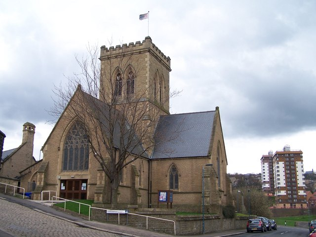 St Stephen's Church, Netherthorpe, Sheffield - 2