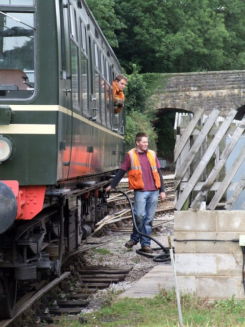 Ecclesbourne Valley Railway, Wirksworth