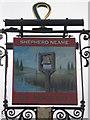 TQ7975 : The Fenn Bell, Pub Sign, Fenn Street, High Halstow by David Anstiss