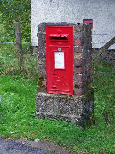 Post Box, Inverarish