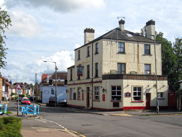 The Prince of Wales, Reigate