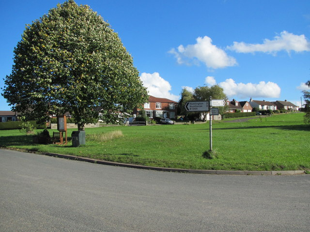 Village Green - Newby