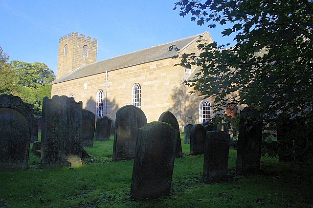 Old All Saints Church, Skelton