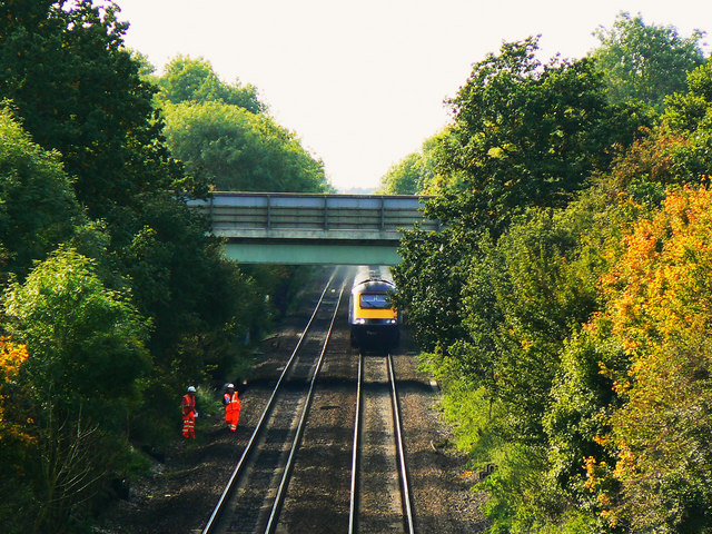 Diesel Near Me >> HST 125 en route to London Paddington,... © Brian Robert Marshall cc-by-sa/2.0 :: Geograph ...