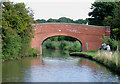 SO9159 : Oddingley Bridge No 2, Worcestershire by Roger  Kidd