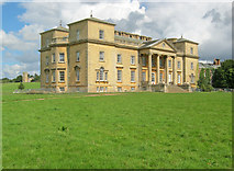 SO8844 : Croome Court - 2 by Trevor Rickard