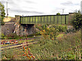 SD7217 : Bridge At Entwistle Station by David Dixon