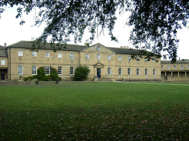 Ackworth School the Main Block