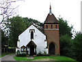 TL9537 : Leavenheath St Matthew�s church by Adrian S Pye