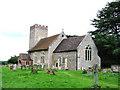 TL8860 : Little Whelnetham St Mary Magdalene�s church by Adrian S Pye