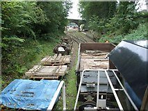 SK2854 : Ecclesbourne Valley Railway, Wirksworth by Dave Hitchborne