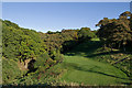 SJ9480 : 17th Fairway, Shrigley Hall Golf Course by Ian Capper