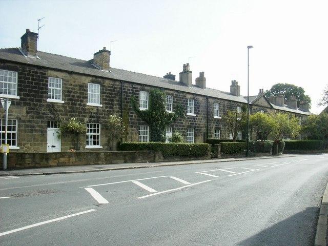 Range of 7 houses Barnsley Road, Low Ackworth