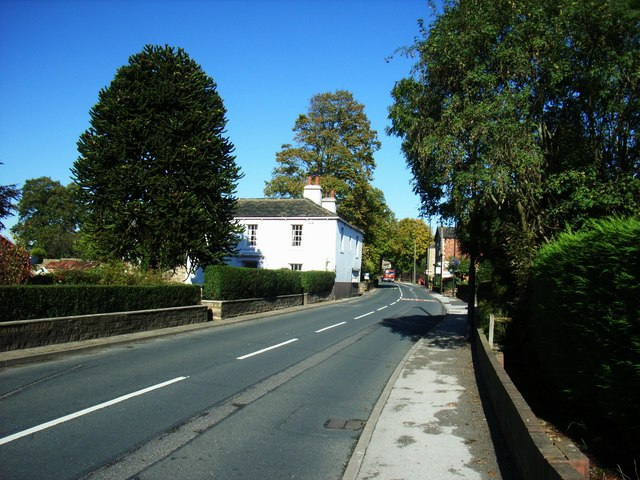 Pontefract Road, High Ackworth