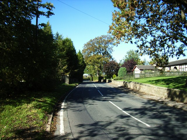 Purston Lane, High Ackworth