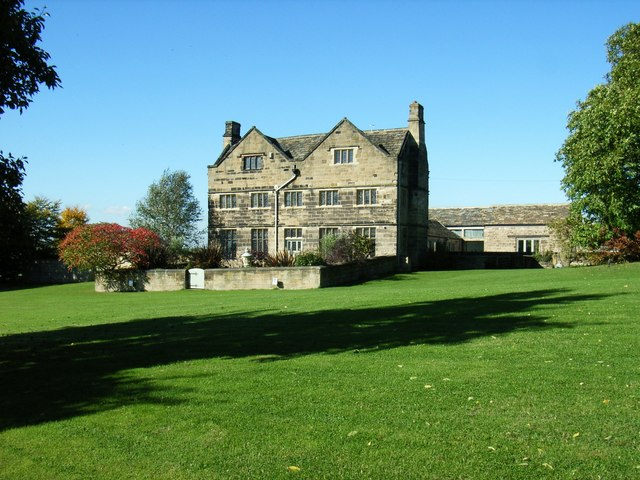 The Old Hall, Purston Lane, High Ackworth