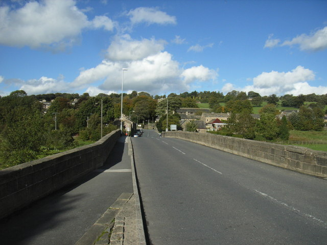 Main Road, Kildwick