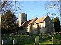 TM2646 : Martlesham St Mary�s church by Adrian S Pye