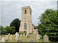 TM2951 : Melton St Andrew�s Old church by Adrian S Pye