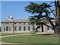SP9632 : Antiques centre at Woburn Abbey by nick macneill