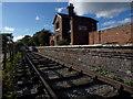SJ3377 : Empty Tracks by J Scott