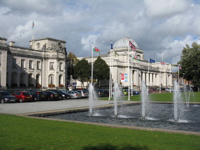 National Museum Cardiff Things to do in united kingdom - geograph.org.uk