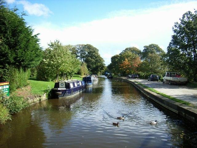Leeds /Liverpool Canal, Kildwick