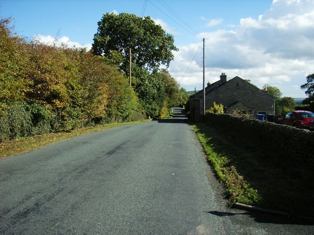 Grange Road, Kildwick