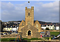 SN5881 : St Michael's  Church Aberystwyth : Week 41