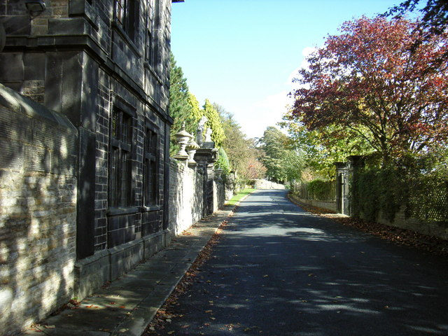 Grange Road, Kildwick Hall